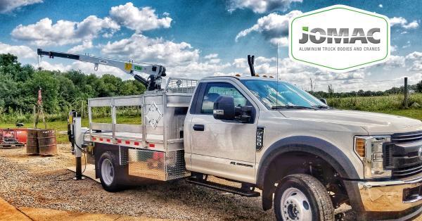 Truck Bodies Aluminum Truck Bodies Leading Manufacturer Jomac