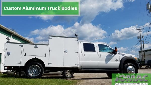 Custom Truck Bodies Custom Aluminum Truck Bodies Jomac