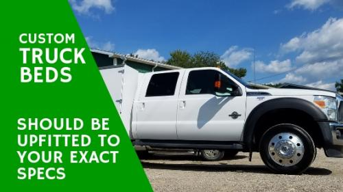 Custom Truck Bed Upfitting Blog Banner