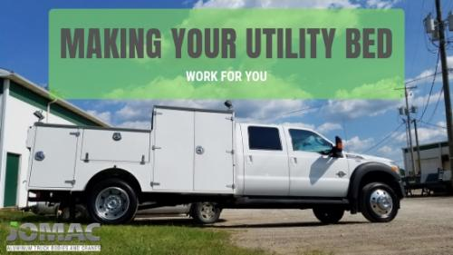 Utility Bed Working for you Blog Banner