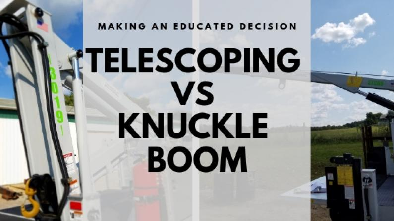Knuckle boom vs telescoping crane blog banner