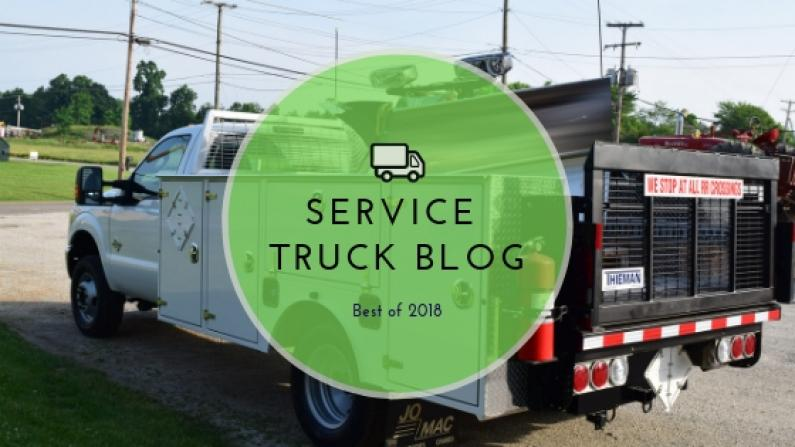 Service Truck Body Blog Best of 2018