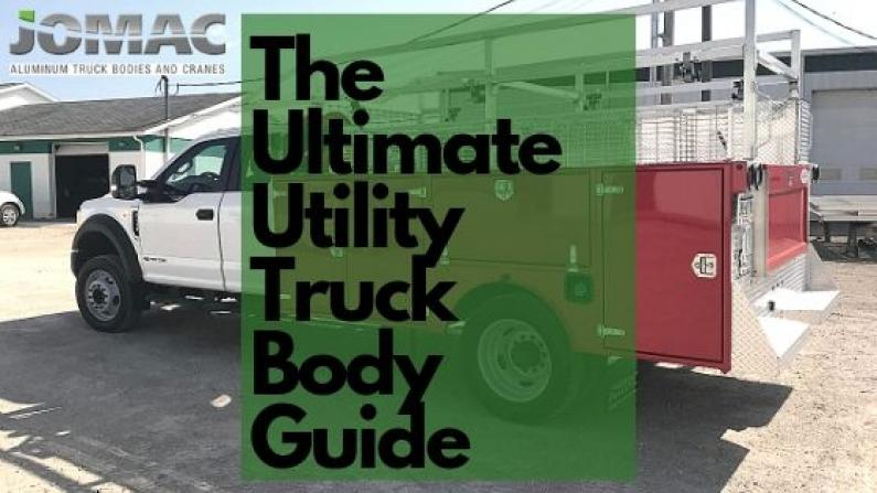 The Ultimate Utility Truck Body Guide
