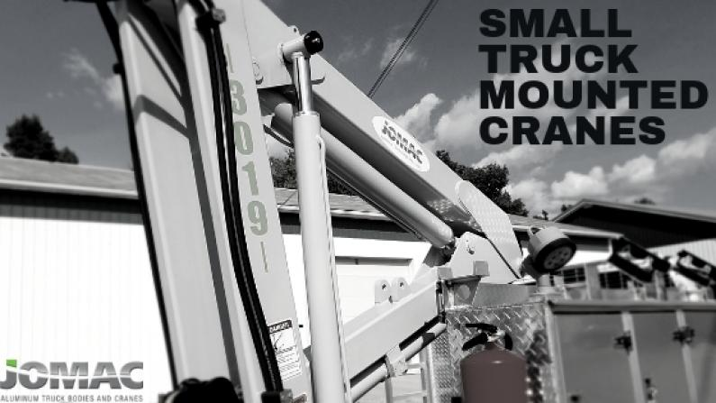 Truck Mounted Crane Blog Banner black and white