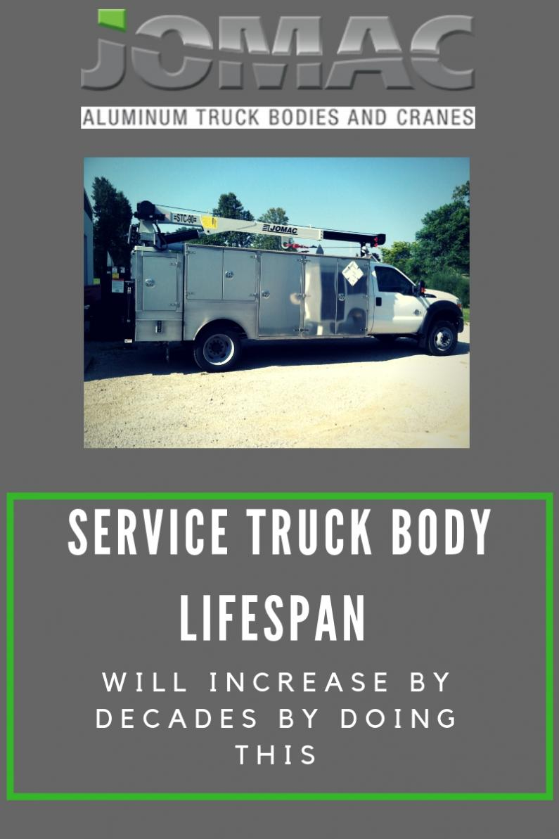 service truck body lifespan blog banner