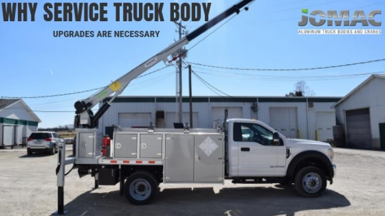 service truck body upgrades
