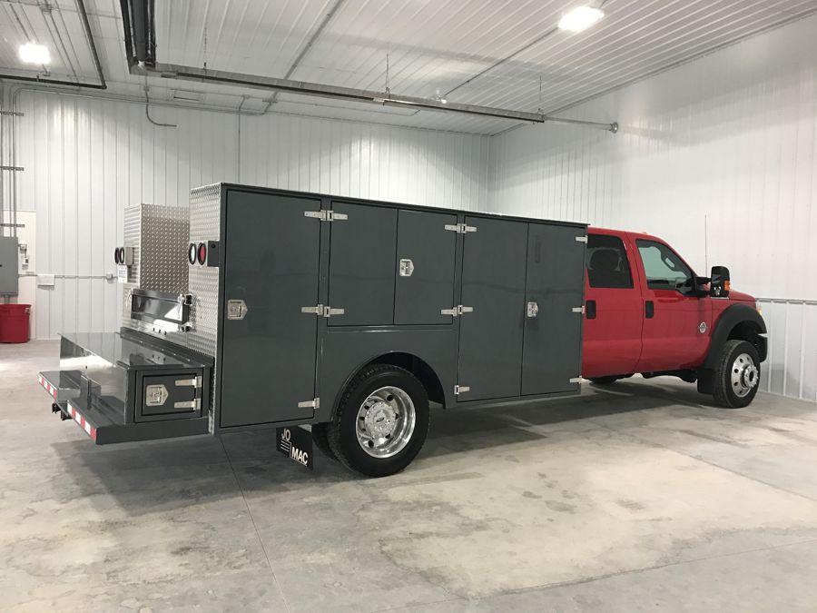 Jomac Aluminum Truck Bodies And Cranes Jomac
